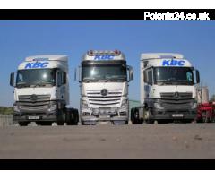 Zatrudnimy mechanika aut ciężarowych