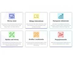 Strony Internetowe - Tworzenie Stron Internetowych, Projektowanie Stron WWW - Grafika 2/10