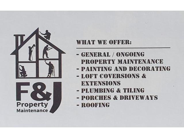 Usługi Budowlane Property Maintenance - 1/1