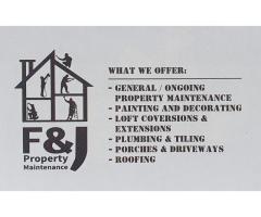 Usługi Budowlane Property Maintenance