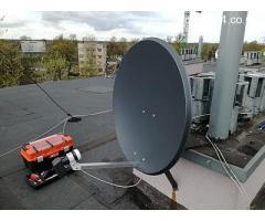 Montaz anten Londyn, polska telewizja Londyn, polska tv Londyn, anteny satelitarne Londyn, tv bez an