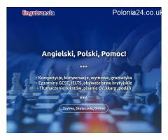 Angielski-Polski Pomoc, Korepetycje, Tłumaczenia, Pisanie CV