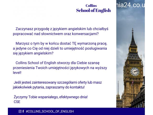 Nauka języka angielskiego online - 1/1