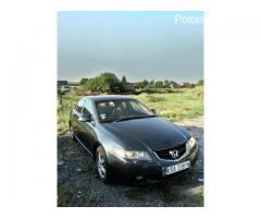 Sprzedam Honda Accord 03 PL TABLICE REJ