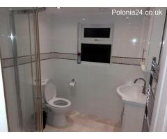 Pokój  na Hayes z prywatna dużą łazienka