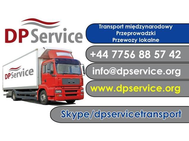 Przyjmujemy Zlecenia Na Transport Towarowy i Przeprowadzki Lokalnie, Krajowo, Międzynarodowo - 1/1