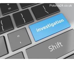 Polski Detektyw w UK