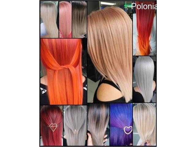Fryzjer/Fryzjerka/Stanowisko pod wynajem Telford W salonie hair & beauty - 1/1