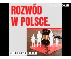 Rozwody i alimenty w Polsce
