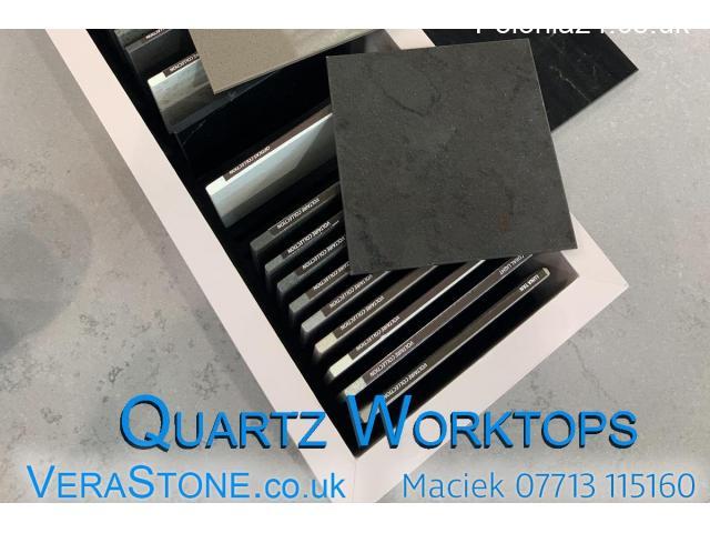 VeraStone - Quartz - Granite - Porcelain blaty kuchenne z kamienia - 2/6
