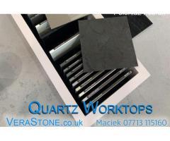 VeraStone - Quartz - Granite - Porcelain blaty kuchenne z kamienia