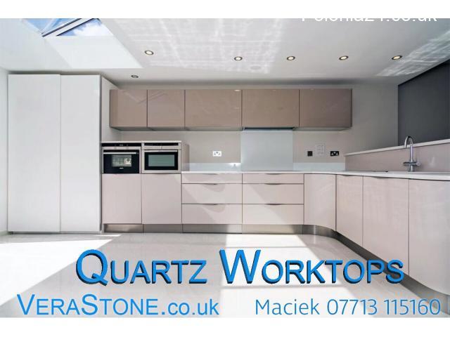 VeraStone - Quartz - Granite - Porcelain blaty kuchenne z kamienia - 5/6