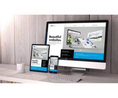 Strony WWW; Informacyjne, blogi, sklepy, platformy e-learningowe