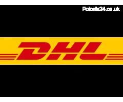 DHL Kierowca z własnym vanem
