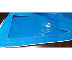 Szycie parasole altany, naprawa przedsionki campingowe, pokrycia na łodzie - Grafika 3/10