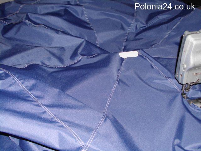 Szycie parasole altany, naprawa przedsionki campingowe, pokrycia na łodzie - 4/10