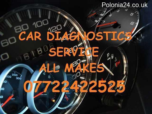 Diagnostyka Elektryka samochodowa. Chip tuning. AD-BLUE, DPF. Serwis klimatyzacji R134a R1234yf - 1/4