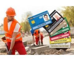 CSCS - NVQ - CPCS - Plumber Gold Card