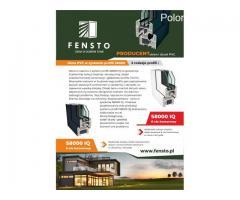 OKNA Z POLSKI Fabryka Okien PCV FENSTO + własny transport - Grafika 2/3